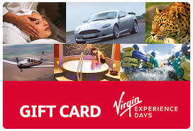 days gift experience days gift card