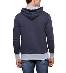 awg men u0027s cotton multi colour hoodie sweatshirt with zip