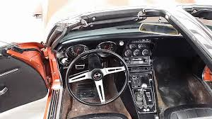 68 stingray corvette 1968 chevrolet corvette stingray for sale bertram