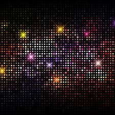 Party Lighting Colorful Background With Party Lights Vector Free Download