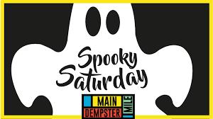 spooky saturday events city of evanston