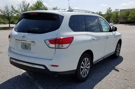 black nissan pathfinder 2016 2016 nissan pathfinder s rental review u2013 eighteen grand the