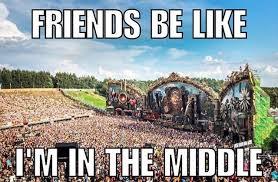 Music Festival Meme - 14 hilariously relatable festival memes everfest