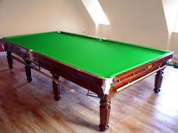 life size pool table second hand snooker tables