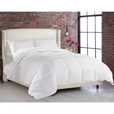 Down Comforter Protective Covers Ultra Soft And Cozy White Hypoallergenic Down Alternative