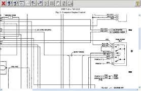 volvo 740 wiring diagram volvo 740 wiring diagram wiring diagram