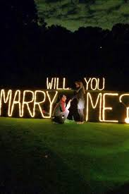 will you marry me signs in lights 73 best proposal images on pinterest balloons engagement pics and