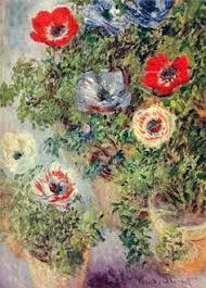 Claude Monet Blind Nemethgyorgy U201cclaude Monet 1840 1926 The Small Arm Of The