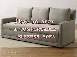 Most Comfortable Sleeper Sofa Reviews Furniture Most Comfortable Sofa Most Fortable
