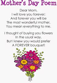 mothers day poems for kids coloring page blog