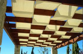 Pergola With Shade by Pergola Shade Cover Home Design Styles