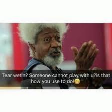 Green Card Meme - wazobia forum on twitter wole soyinka tearing his green card meme