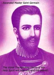 Count St Germain Ascended Master The Ascended Master Germain Of The Violet And The Age