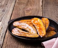 cuisiner des bananes bananes au four recette de bananes au four marmiton