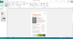microsoft publisher newsletter templates free elegant write faster