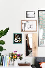 Design Bloggers At Home by Diy Comment Fabriquer Un Miroir Décoratif Avec Un Cadre En