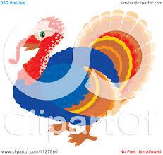 cartoon images of thanksgiving turkey cartoon of a cute thanksgiving turkey bird royalty free clipart