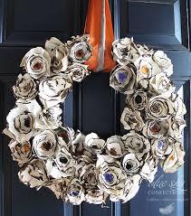 halloween wreath 30 diy halloween wreaths how to make halloween door decorations ideas