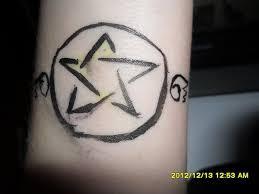 32 besten supernatural temporary tattoos bilder auf pinterest 7