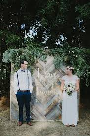 wedding backdrop greenery 15 wedding backdrops we are loving right now