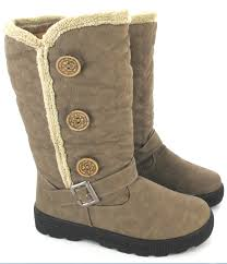 s boots with fur s fur lined winter boots mount mercy