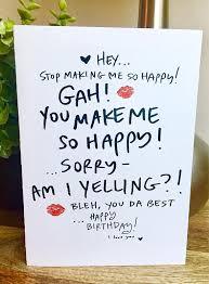 25 unique boyfriend birthday cards ideas on pinterest funny