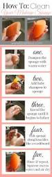 how to clean 25 unique clean makeup brushes ideas on pinterest clean makeup