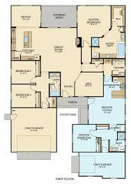 the prescott plan 2935 new home plan in ridgefield at westpark