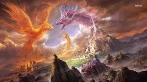clash of clans dragon wallpaper dragon wallpapers hd fantasy 1 0 2 apk download android