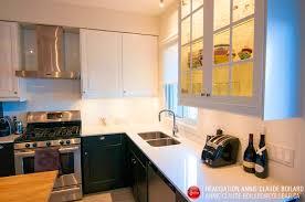 cuisine fait maison cuisine blanc cass gallery of cuisine design moderne amnagement