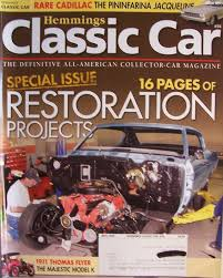 Hemmings Classic Car - cheap classic car restoration tv show find classic car
