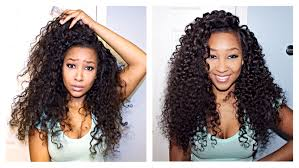 curly extensions defining your curly hair extensions