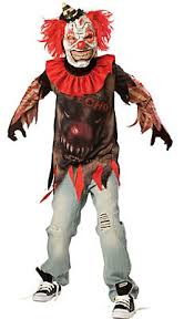 Scary Halloween Costumes Kids Girls Boys Horror Costumes Scary Halloween Costumes Kids Party