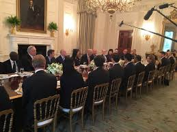 White House Renovation Trump by President Trump Hosts U N Security Council For Lunch At White