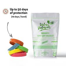amazon com mosquito repellent bracelet natural ingredients