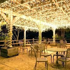 String Outdoor Patio Lights Outdoor Garden String Lights Stringing Outdoor Patio Lights Patio