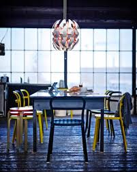 exploding u0027 pendant lamp by david wahl for the ikea ps 2014