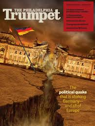 the election that shook germany thetrumpet com