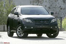 lexus rx 350 dimensions 2010 2010 lexus rx 350 and 450h brochure images leaked all new