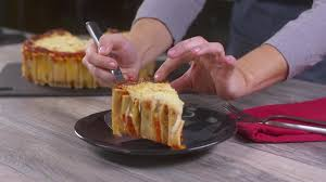 hannah hearts rigatoni pie food network