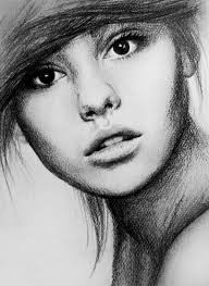 how to draw and shade a face art pinterest how to draw to