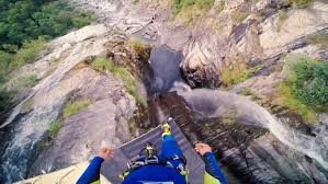 laso schaller u0027s insane 59 meter cliff jump youtube