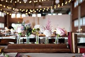 self wedding planner a self designed menu and vintage details at this stunning san