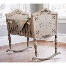 Bassinet To Crib Convertible 36 Babies Cradles And Cribs Amish Baby Furniture Cradle Infant