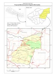 Where Is Nepal On The Map Gis 61 New Municipality Map Local Governance And Community