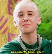 Daniel Radcliffe Meme - harry potter daniel radcliffe mine tom felton drarry chamber of