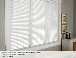 Consumer Reports Blinds Faux Wood Blinds Vs Wood Blinds