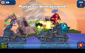 worms 2 armageddon apk worms 2 armageddon android apps on play