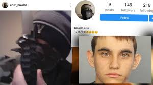 yourube marine corp hair ut i m going to do what he did youtube user nikolas cruz revealed