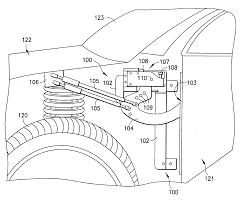 lamborghini car drawing patent us20070013208 adjustable door kit assembly google patents